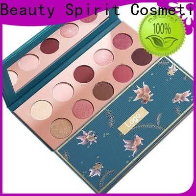 customized recommended eyeshadow palettes best factory price manufacturer