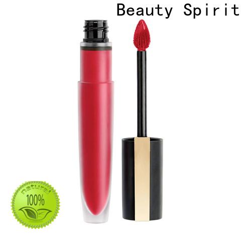 Beauty Spirit skin-friendly custom lipstick custom competitive price