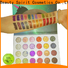 Beauty Spirit customized best pigmented eyeshadow palettes best factory price fast delivery