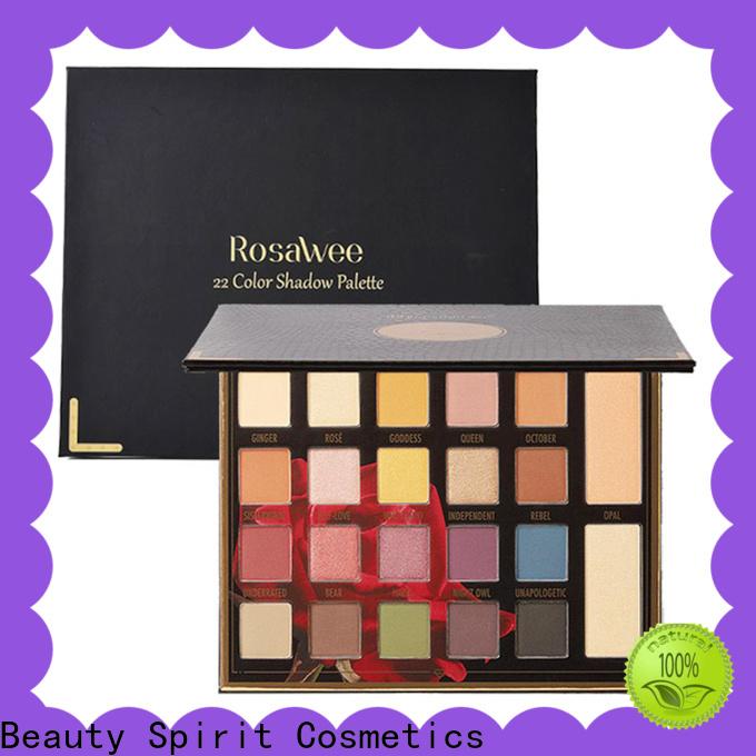 Beauty Spirit most popular makeup palettes natural looking manufacturer