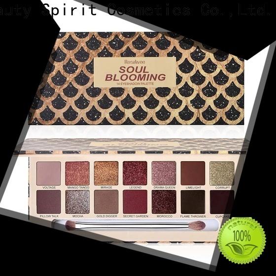 customized popular eyeshadow palettes natural looking manufacturer