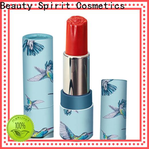 Beauty Spirit good-looking waterproof lipsticks wholesale