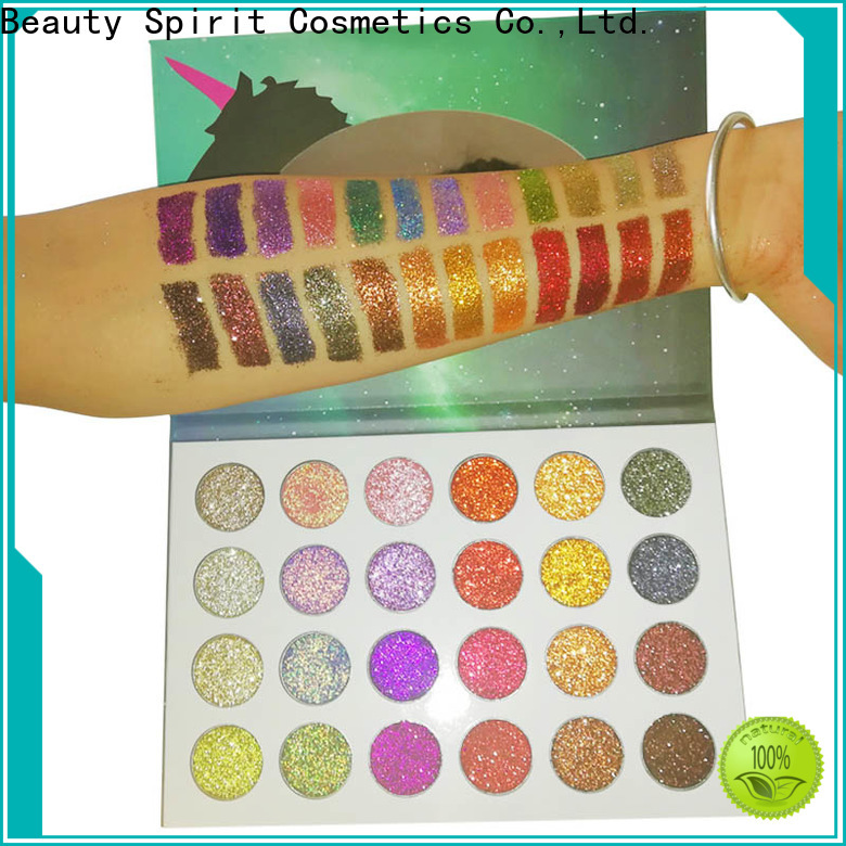 customized high pigment eyeshadow best factory price free sample