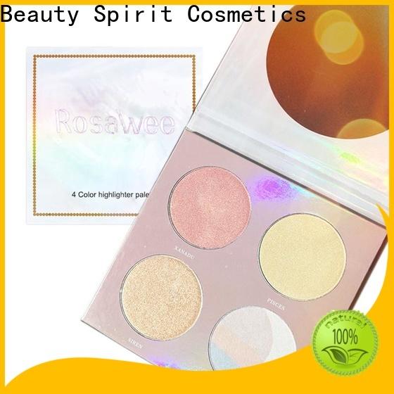 free sample best face highlighter bulk supply