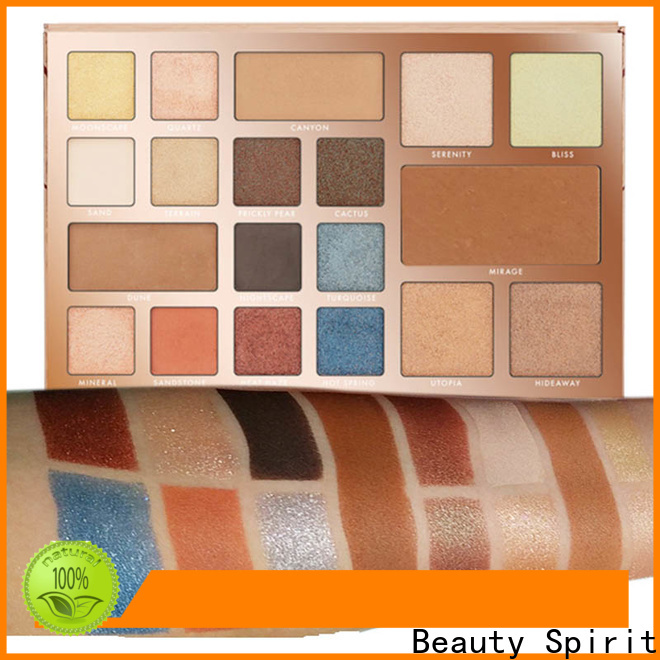 Beauty Spirit popular eyeshadow palettes long-lasting fast delivery