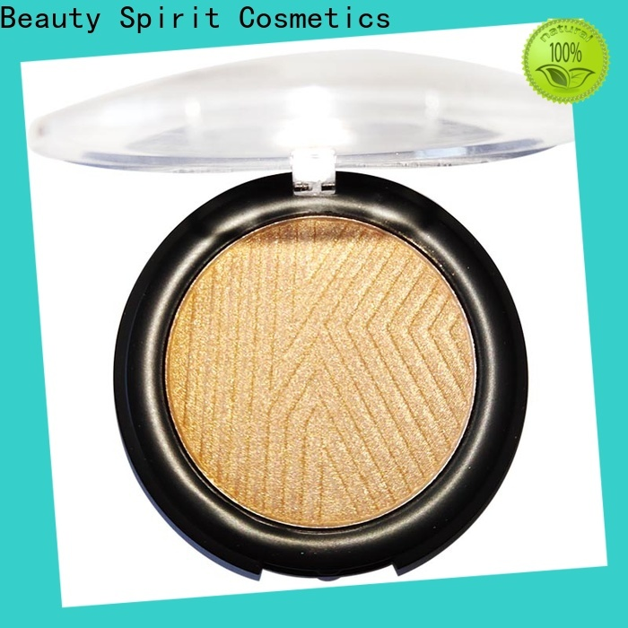 free sample best face highlighter skin-friendly