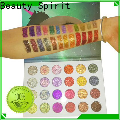Beauty Spirit wholesale eyeshadow palette natural looking manufacturer
