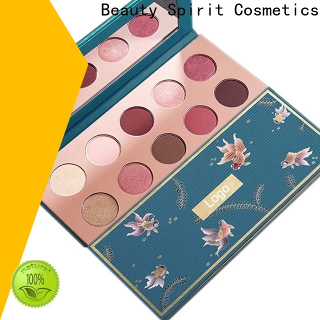 factory direct good eyeshadow palettes natural looking free sample