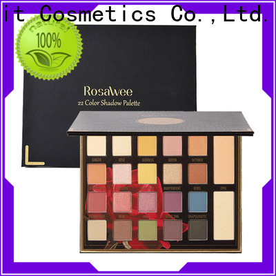 customized eye makeup palette best factory price fast delivery