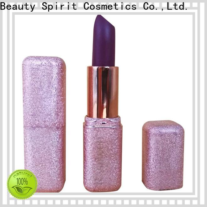 Beauty Spirit good-looking lipstick factory free sample