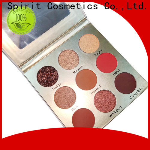 Beauty Spirit customized beauty eyeshadow palette natural looking manufacturer