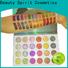 Beauty Spirit factory direct most popular makeup palettes long-lasting manufacturer