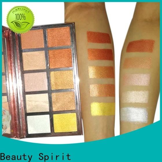 Beauty Spirit highlighter company bulk supply