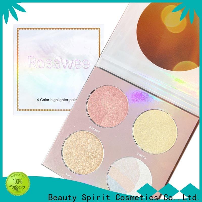 Beauty Spirit effective cheek shimmer makeup highlighter manufacturer comfortable