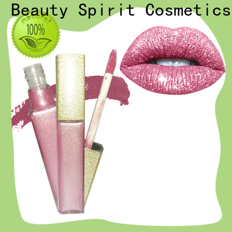 Beauty Spirit good-looking waterproof lipsticks custom quality assurance