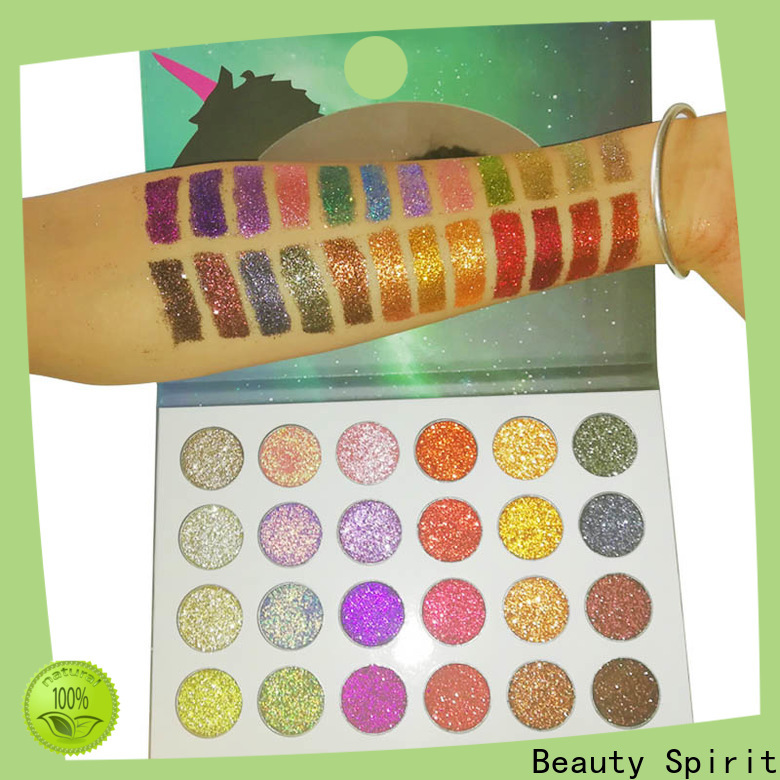 Beauty Spirit 2020 top-selling shimmer eyeshadow palette long-lasting fast delivery
