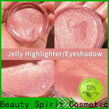 Beauty Spirit competitive cheek highlighter skin-friendly for wholesale