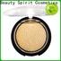 Beauty Spirit free sample face highlighter makeup bulk supply