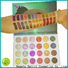 2020 top-selling high pigment eyeshadow long-lasting manufacturer