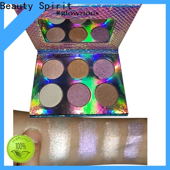 Beauty Spirit top face highlighters comfortable China