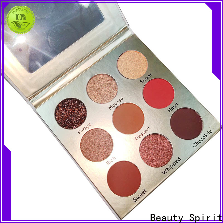 factory direct wholesale eyeshadow palette natural looking fast delivery