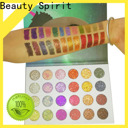 Beauty Spirit custom eyeshadow best factory price fast delivery