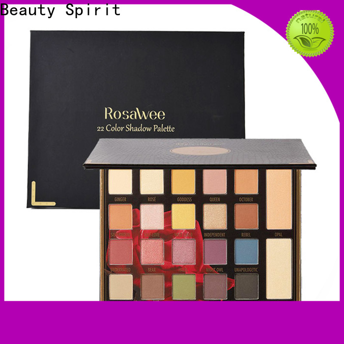 factory direct good eyeshadow palettes natural looking manufacturer