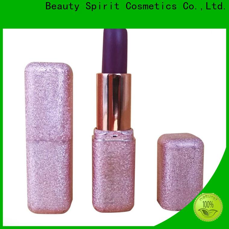 skin-friendly private label lipstick fast dropshipping