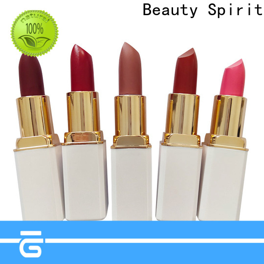 Beauty Spirit skin-friendly oem lipstick custom