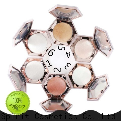 Beauty Spirit face highlighter makeup bulk supply for wholesale