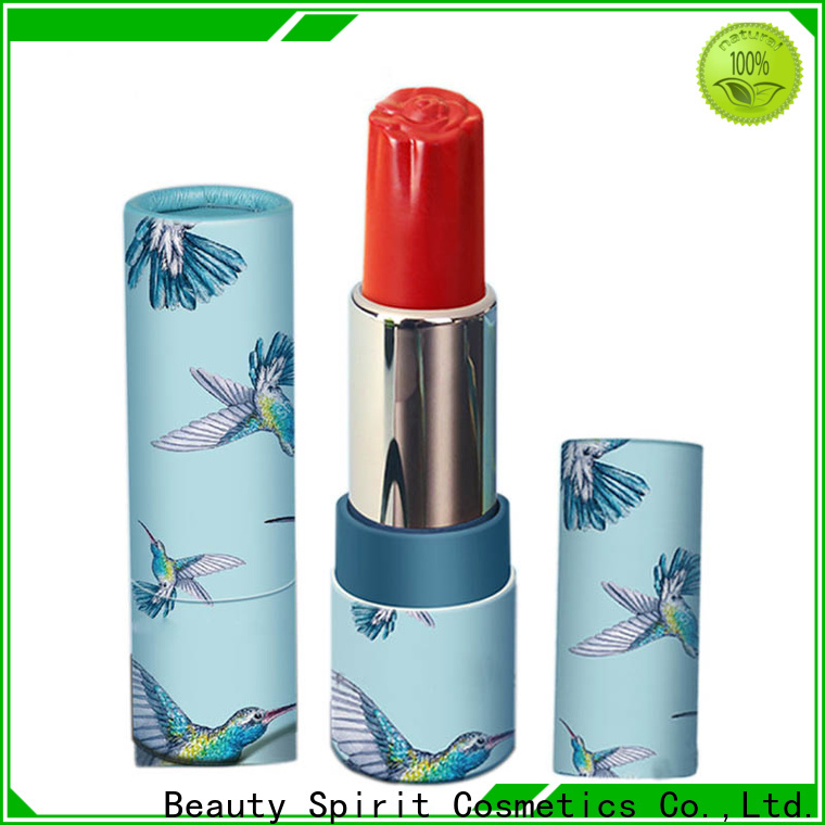 Beauty Spirit comfortable custom lipstick fast dropshipping