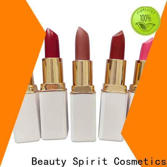 Beauty Spirit waterproof lipsticks competitive price
