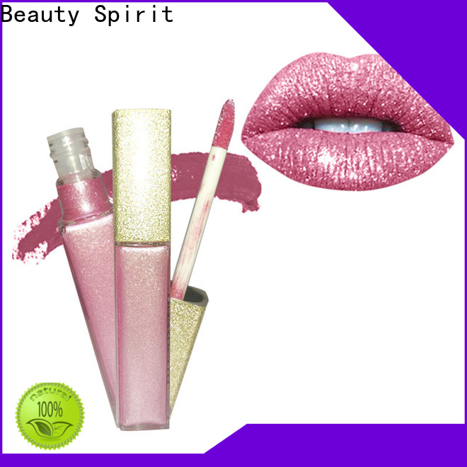 Beauty Spirit private label lipstick free sample quality assurance