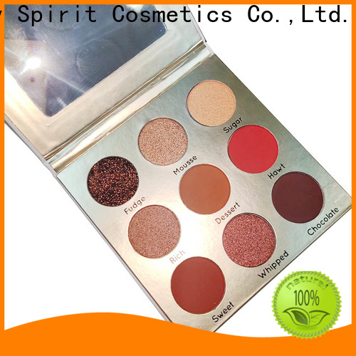 Beauty Spirit recommended eyeshadow palettes natural looking manufacturer