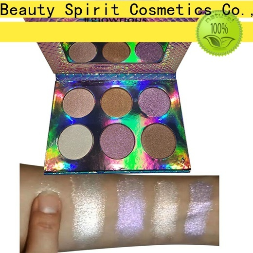 Beauty Spirit highlighter company comfortable