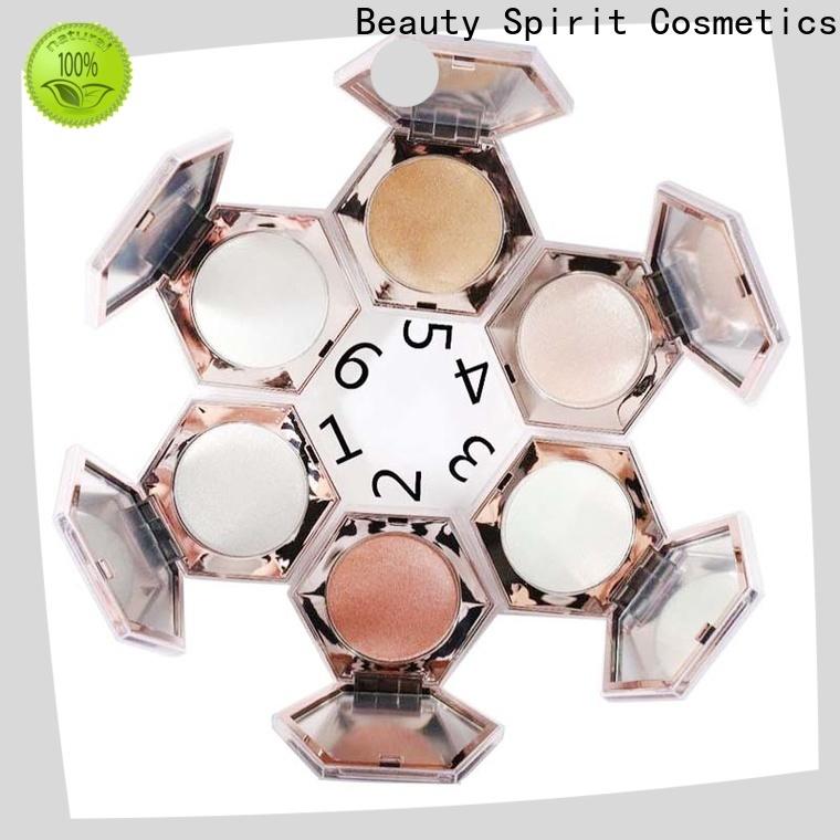 Beauty Spirit effective good face highlighter skin-friendly factory