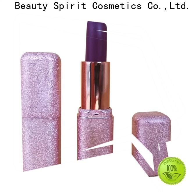 comfortable new lipstick