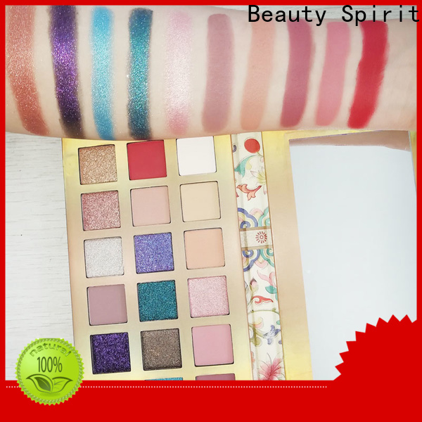 Beauty Spirit best eye makeup palette natural looking manufacturer