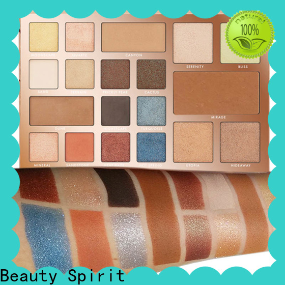 Beauty Spirit good eyeshadow palettes natural looking free sample