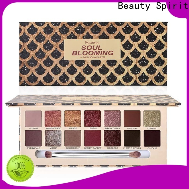 2020 top-selling good eyeshadow palettes best factory price manufacturer