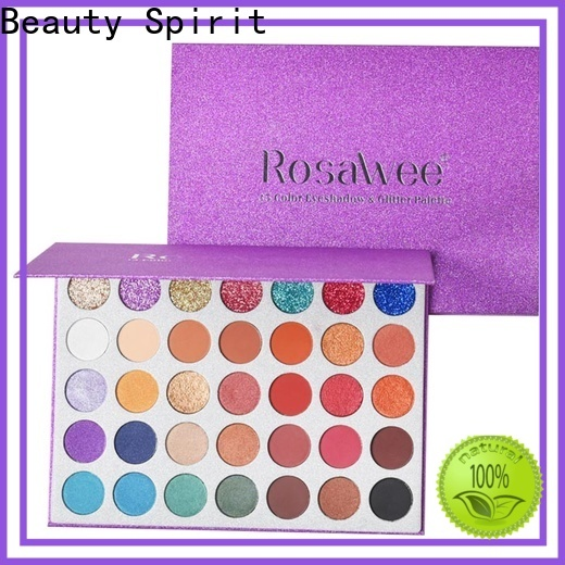 customized beauty eyeshadow palette long-lasting fast delivery