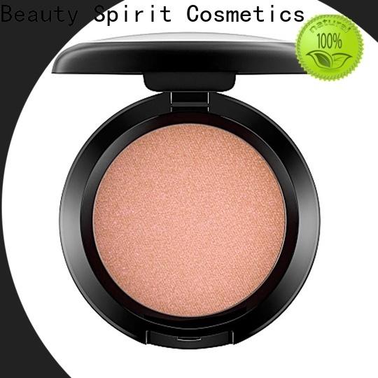 Beauty Spirit custom blush bronzer hot-sale factory