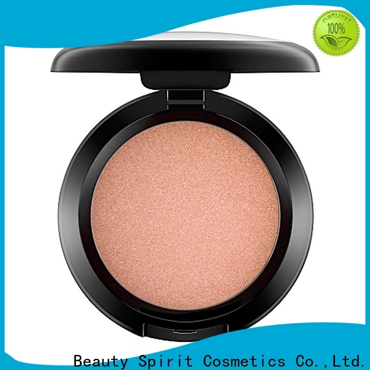 Beauty Spirit blush and bronzer recommended free sample