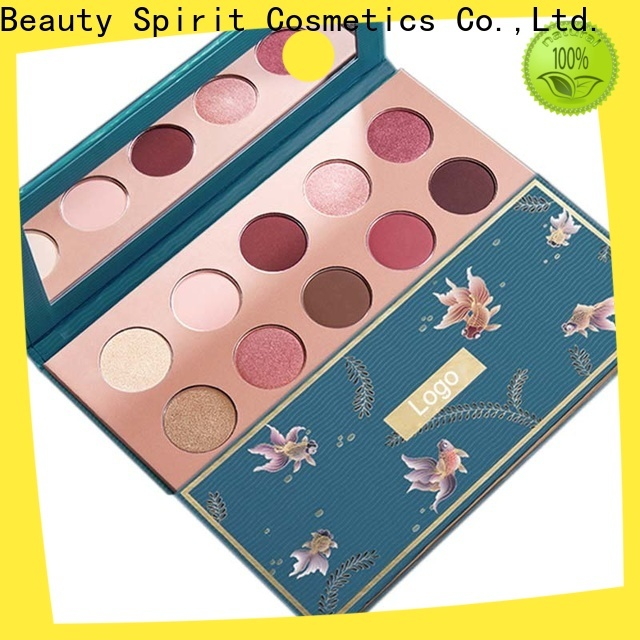 Beauty Spirit factory direct new eyeshadow palettes natural looking fast delivery