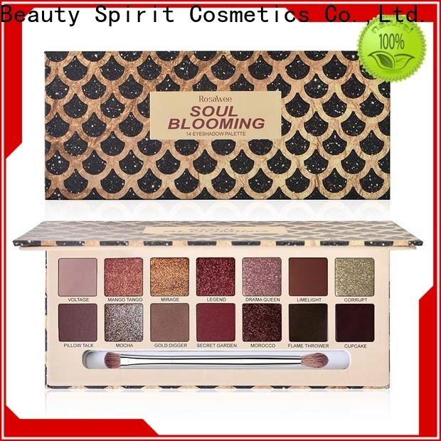 Beauty Spirit beauty eyeshadow palette long-lasting manufacturer