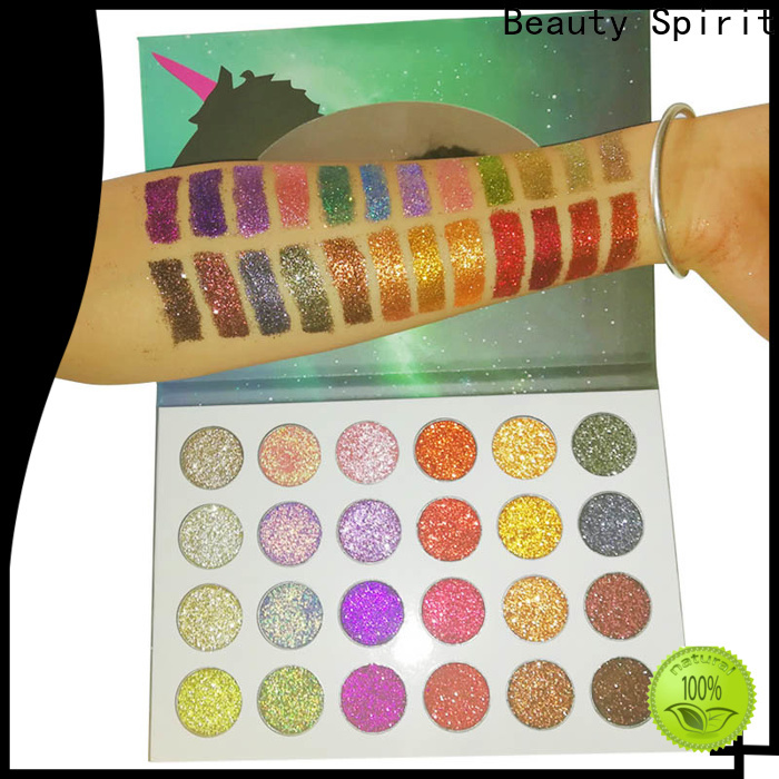 Beauty Spirit top eyeshadow palettes best factory price fast delivery