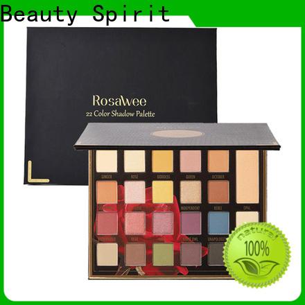 Beauty Spirit eye makeup palette natural looking manufacturer