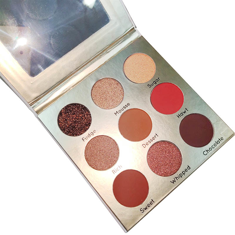 High Quality Customized Eyeshadow ES602