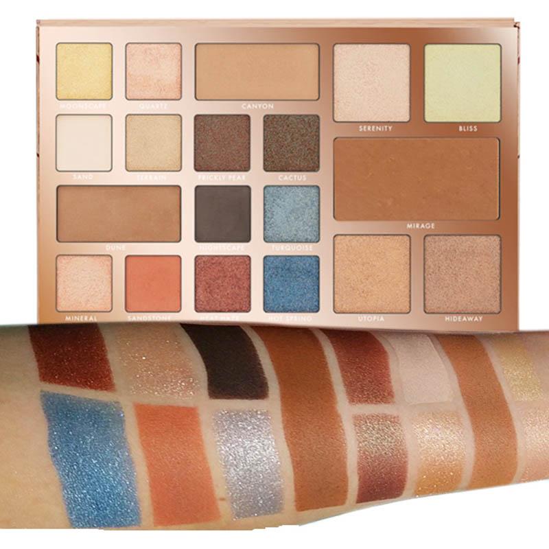 Beauty Spirit new eyeshadow palettes long-lasting free sample-2